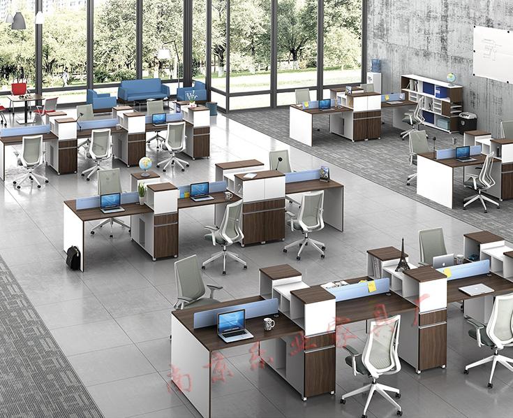 员工桌-4