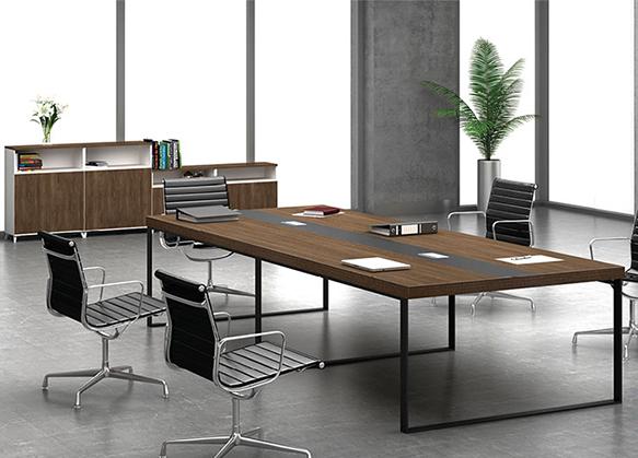 会议桌展示区