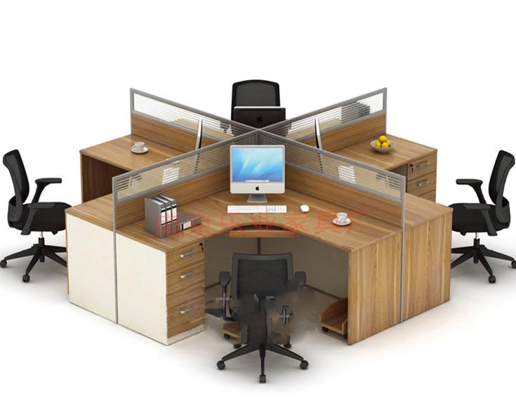 职员屏风桌