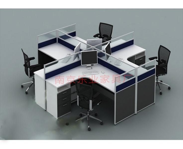 屏风职员办公桌