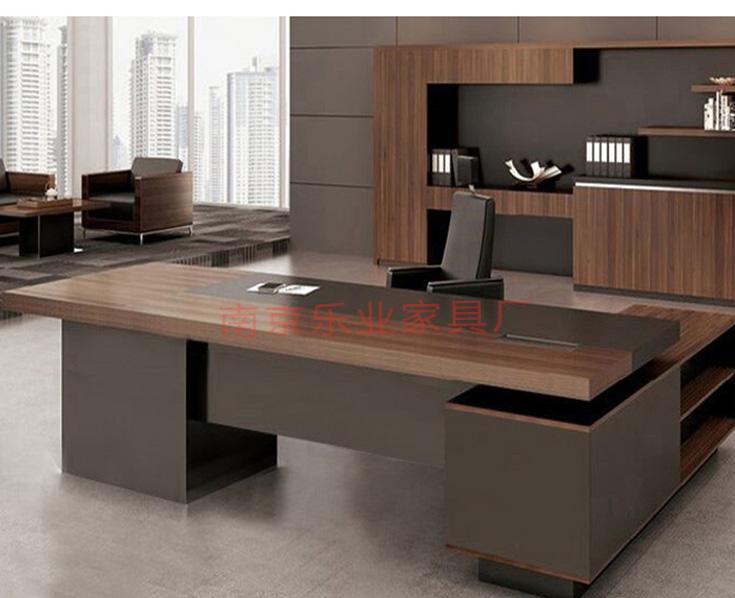 板式老板桌-7